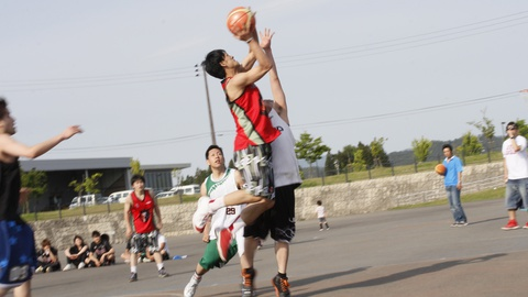 Basketball×Street #GROUND 1st