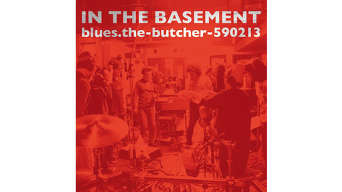 "☆blues.the-butcher-590213 ニューアルバム""In The Basement""リリース・ツアー 東北第二弾!"