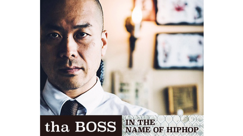 "tha BOSS ""IN THE NAME OF HIPHOP"" Release Tour in Sandinista"