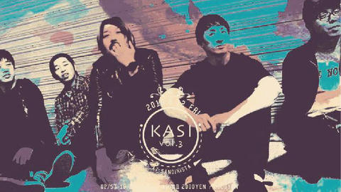 "KASI VOL.3 ~FRIDAYZ ""DO IT"" RELEASE TOUR~"