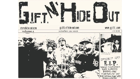 G.I.F.T n' HIDE OUT