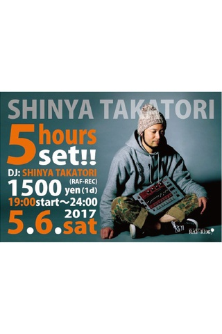 SHINYA TAKATORI 5hours set