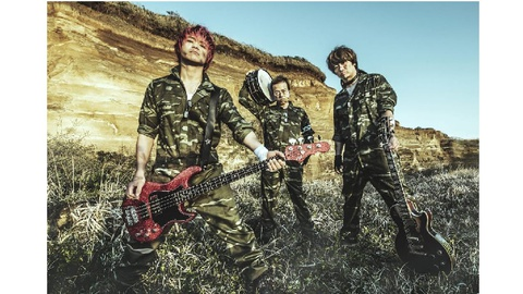 "HOTSQUALL 20th Anni.""Get Up Rock Soldiers tour 2019″"