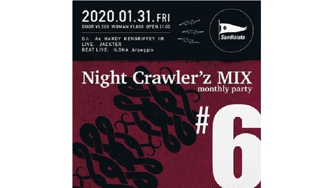 Night Crawler'z MIX