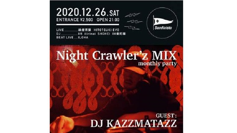 Night Crawler'z MIX #13